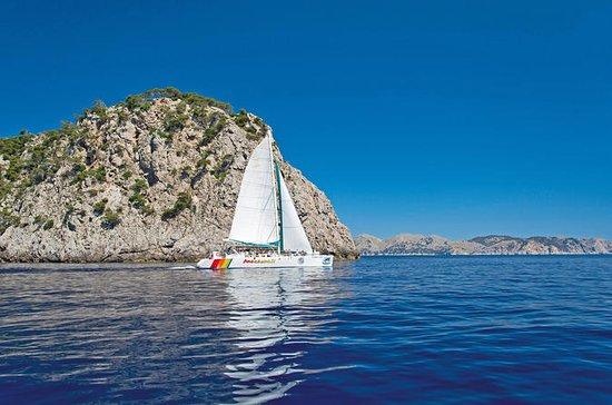 Croisière en catamaran sur la côte...