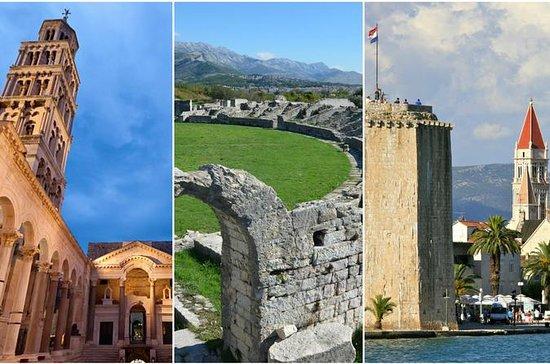Best of Split - guided tour of Split...