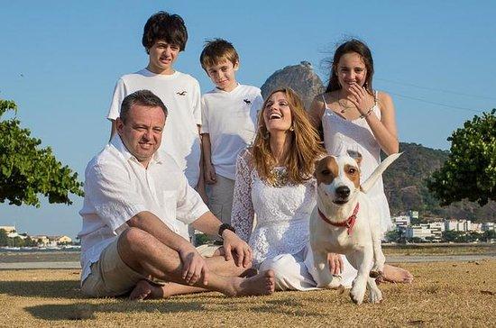Private Family Photo Shoot in Rio de Janeiro