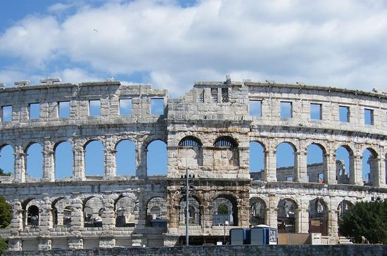 Pula Arena (Amphitheater) Admission ...