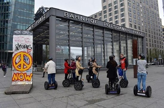 Segway Sightseeing Tour Berlin
