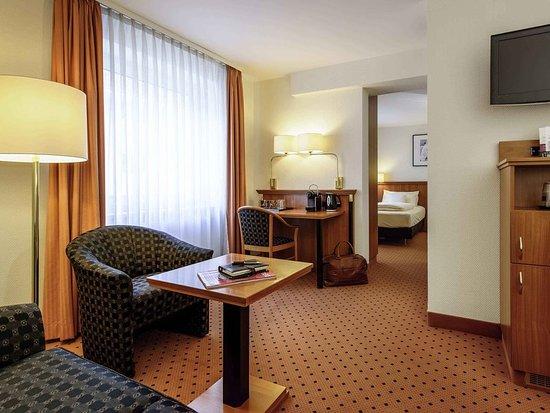 Hotel Mercure Munich Altstadt: Guest room