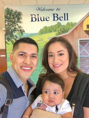Blue Bell Creameries: We love Blue Bell Ice-cream!
