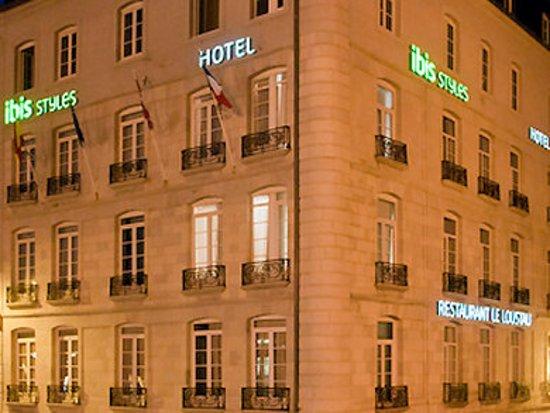 ibis styles bayonne gare centre hotel france voir les tarifs et 375 avis. Black Bedroom Furniture Sets. Home Design Ideas