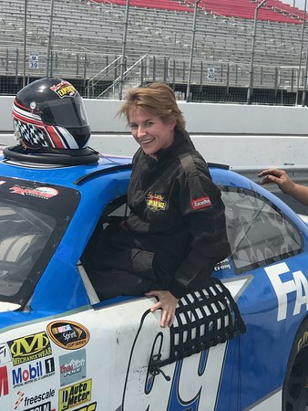Rusty Wallace Driving Experience-billede