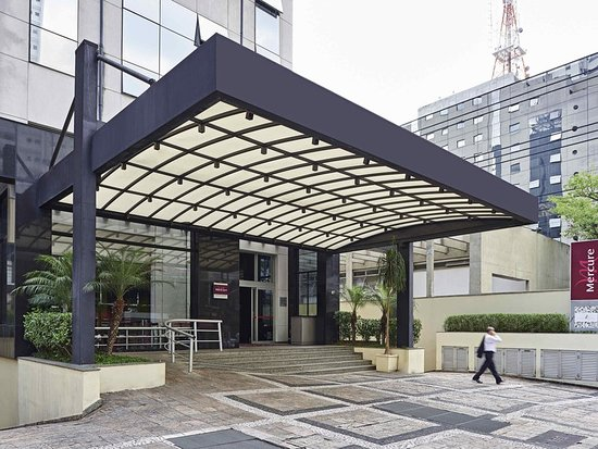Mercure Sao Paulo Paulista: Exterior