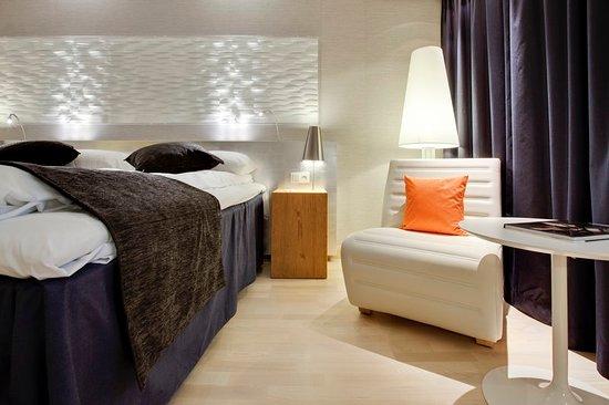 Gardermoen, Noorwegen: Guest room