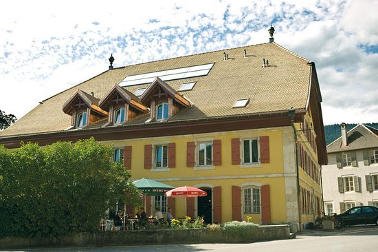 Couvet, Switzerland: Exterior