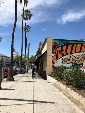 Back To The Grind: Art Murals Nearby