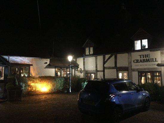 Claverdon, UK: Restaurant
