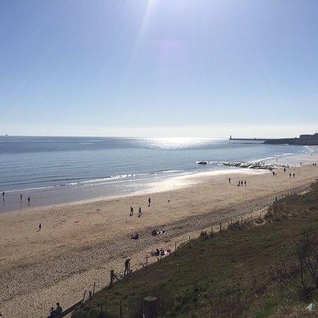Long Sands Beach ภาพถ่าย