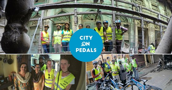 City On Pedals