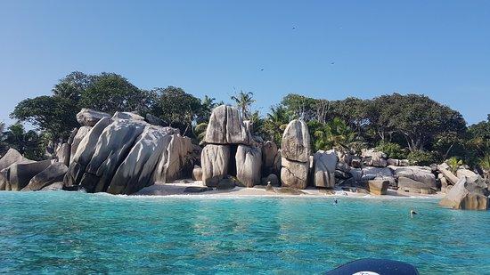 La Passe, Seychellerne: Coco
