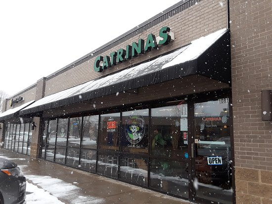 Oakdale, MN: Catrinas storefront. They are hidden in a strip mall. Google map them, you won't be sorry!