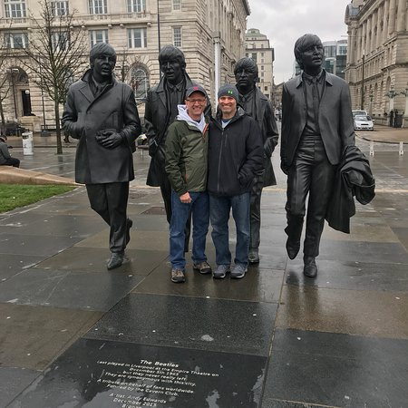 Pool of Life Beatles Day Tour Photo