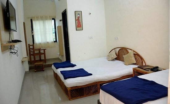 Ellora, India: Cosy rooms
