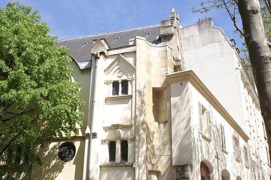 Église Sainte Rosalie
