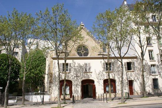 Eglise Sainte Rosalie