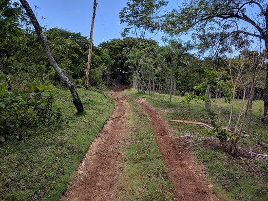 Gaspar Hernandez, Dominikana: Unterwegs zur Hacienda