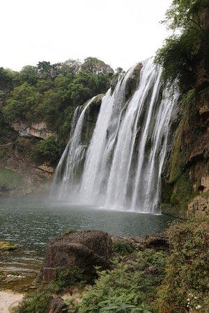 Huanguoshu Steles Park of Anshun: Waterfall