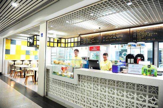 The Idea Of 84 Cafe Is A Chain Of Modern Café With A Cool