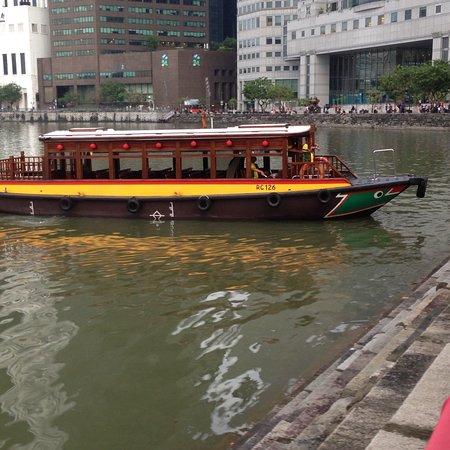 Maharajah Boat Quay Foto