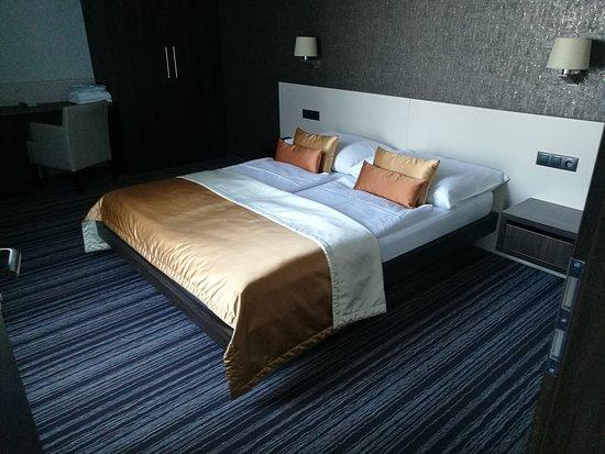 Stara Lesna, Slovakia: bedroom