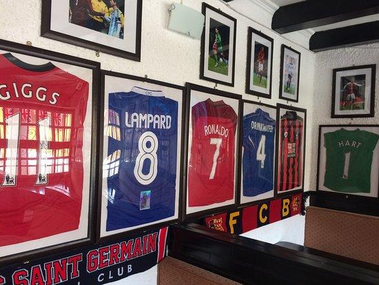 The Academy Sports Bar