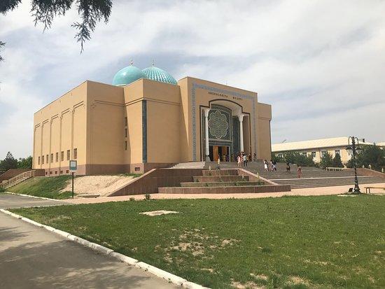 Termiz, Uzbekistan: Termez archeological museum