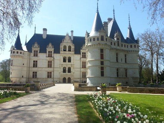 Château d\'Azay-le-Rideau - Photo de Château d\'Azay-le-Rideau, Azay ...