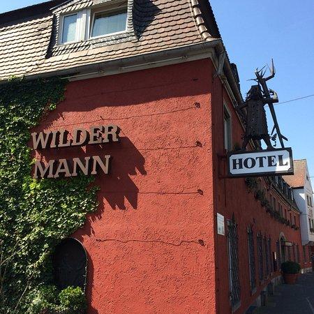 hotel wilder mann aschaffenburg germany reviews. Black Bedroom Furniture Sets. Home Design Ideas