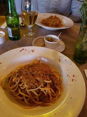Amaia Restaurant: Bolognese