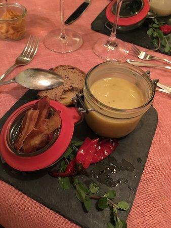 Breuer's Ruedesheimer Schloss: Suppe