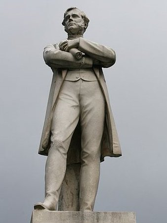 William Smith O'Brien Statue