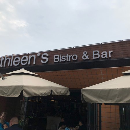 Good food and service
