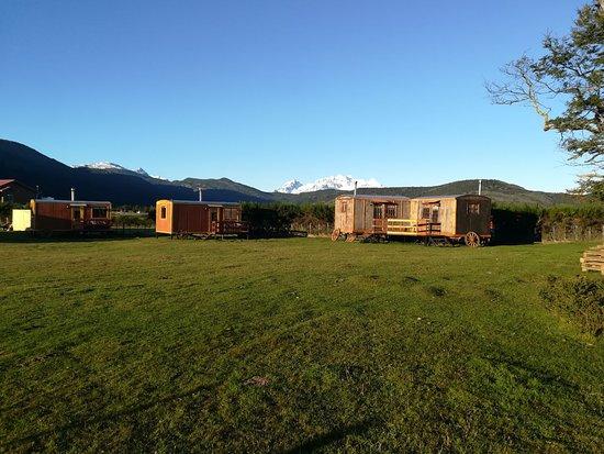 Konkashken Lodge Rio Serrano - Torres del Paine