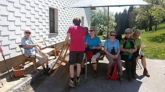 Amstetten, Αυστρία: Most & Süsses bei da Birnbamblia!