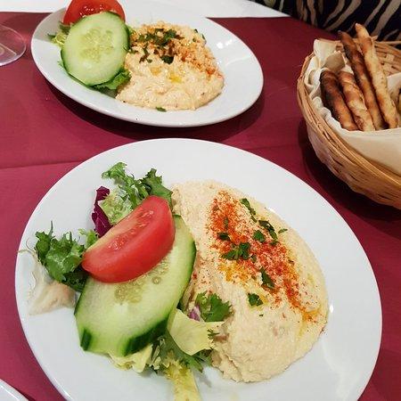 Greek Restaurant Anlaby Road Hull
