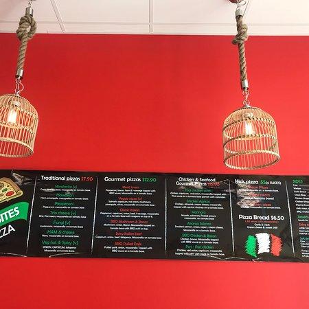 Amberley, Nueva Zelanda: Big Bites Pizza