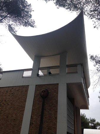Fondation Maeght : le merveilleux toit