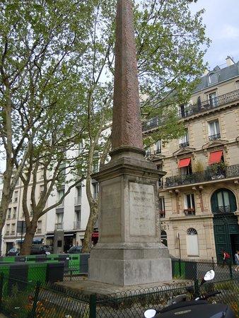 Monument dit de d'Aguesseau