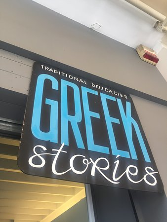 Greek Stories