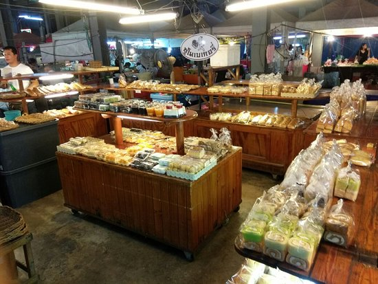 ตลาดเทพประสิทธิ์: Thepprasit Road Nightmarket