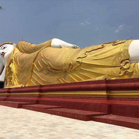 Laykyun Sekkya Buddha照片