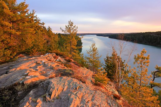 Portland, ME: Cliff Trail, Harpswell, ME