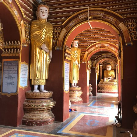 how to get to thanboddhay paya