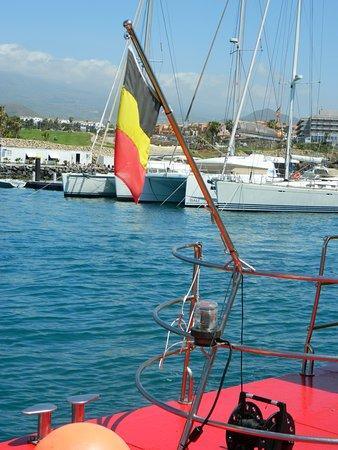 San Miguel de Abona, Spain: belgie heeft een duikboot