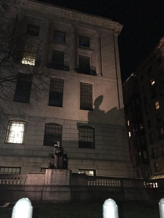 Haunted Boston Ghost Tours