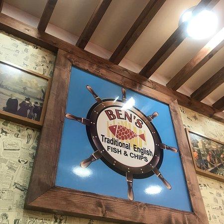 Burnham, UK: Big Bens Fish and Chips