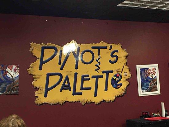Pinot's Palette Princeton